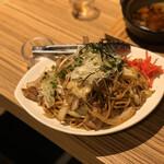 三田菜 - 焼きそば