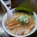 麺屋 創介 - 醤油 800円