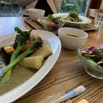 野菜倶楽部 オトノハカフェ -