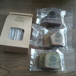 久遠チョコレート - 今回購入の品々