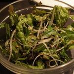 なんこう園 - チョレギサラダ