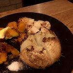 ROBATA幸 2nd - 季節の野菜のロボタ焼き