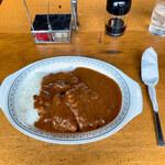 アーチ - 料理写真:カツカレー(大盛り)