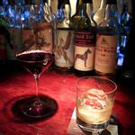 ジャガト カーナ - 赤ワインとウイスキー
