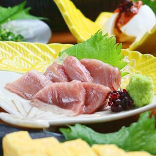 <旬>を味わう!新鮮な野菜や魚介たっぷりの多彩な創作料理◎