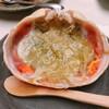 西村屋 本館 - 料理写真:甲羅焼き