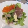 Bisutorobisuku - 料理写真:サラダ