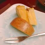 西村屋 本館 - 朝食フルーツ