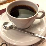 ル・プティ・トノー - コーヒー