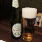 池袋 ビストロ モンパルナス - 世界一のビール