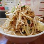 フタツメ - 濃厚タンメン730円+野菜増し100円