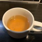 春日亭 - スープ