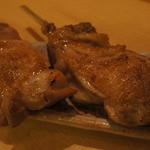 ぼんちゃん - 地鶏もも焼き