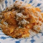 ブルッティ エ ブォーニ - 牛肉のラグーソース