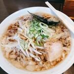 麺処 遊 - 料理写真:背脂煮干醤油拉麺