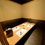 鮨 みや川 - 4人個室