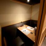 鮨 みや川 - 2人個室