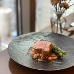 124901017 - 豚フィレ肉のロースト