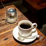 CAFE KICHI - ドリンク写真:エスプレッソブレンド