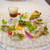 ジュエーメ - 本日の前菜5品と有機野菜の盛り合わせ