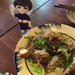 BIA HOI CHOP - 鶏肉のレモングラス焼きwithナカノさん