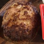 イベリコ豚・ワイン居酒屋 ドンファン - イベリコ豚ハンバーグ