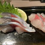 たつの申し子 - 鯖のお刺身
