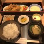 124921135 - 日替わり定食 ¥1,080