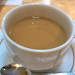 一番飯店 - 食後にコーヒーもセットでした