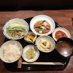 赤坂 多に川 - 今週の献立(1400円)