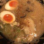 豚とろ - 料理写真: