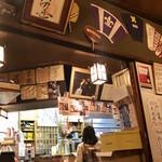 ちゃんこ道場 - 店内