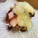 居酒屋 やえがき - 鮮魚と洋梨の冷菜