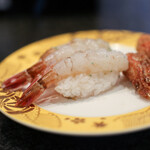 金沢まいもん寿司 - がす海老☆