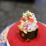 金沢まいもん寿司 - 海鮮宝箱☆