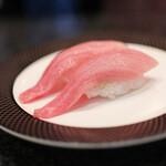 金沢まいもん寿司 - 本まぐろ中とろ☆