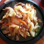 レストラン 鈴屋 - スタミナ定食
