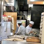 龍岡 - 厨房