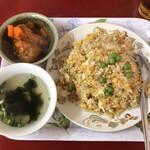 燕京 - 料理写真:焼飯