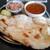 ニールガガン - 料理写真:ランチのチキンカレーセット