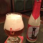 12494099 - 「ギロチン」という名のビール。。