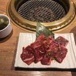 焼肉 新羅 - Aランチ(カルビ)1100円