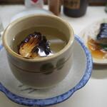 野田屋 - 料理写真:ひれ酒