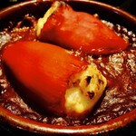 Charo - 詰め物をしたスペイン産赤ピーマン