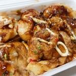 千成屋 - 料理写真:たこ焼き