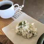 さかいキッチン - チーズリゾット&コーヒー