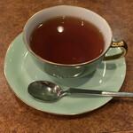 ショパン - 紅茶 ¥550- (税込)