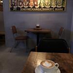 124947487 -  Cafe Latte¥650