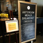 ANTEROOM MEALS -