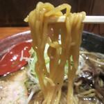 吉山商店 - みそらーめん・麺